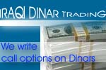 iraqi dinar call options